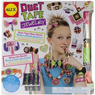 Duct Tape Jewelry Kit