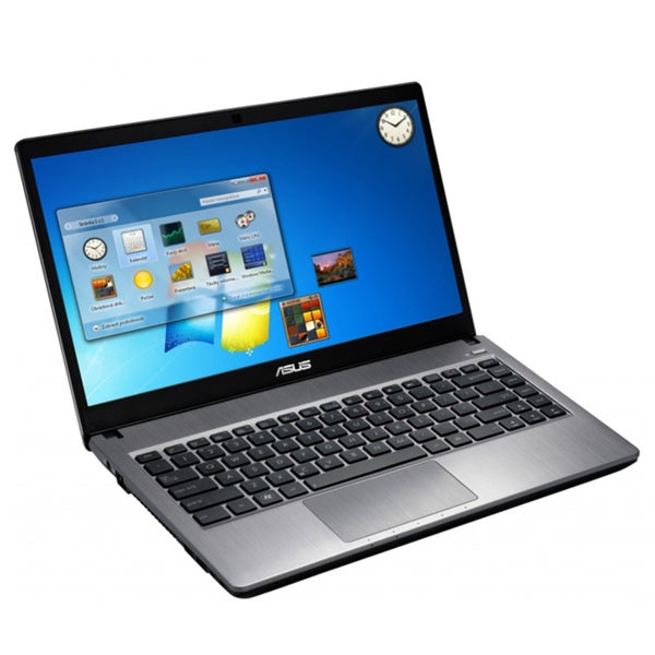 "ASUS U47A-RGR6 i7 2.8Ghz 8GB 750GB Win 7 14"" Laptop (Refurbished)"