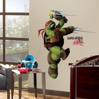 Teenage Mutant Ninja Turtles Raph Peel & Stick Giant Wall Decals