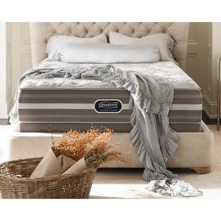 Beautyrest Recharge World Class Sea Glen Luxury Firm Queen-size Mattress Set