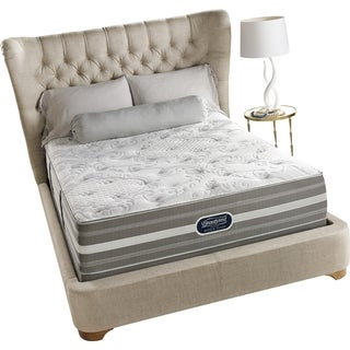 Beautyrest Recharge World Class Sea Glen Luxury Firm Super Pillow Top Mattress Set