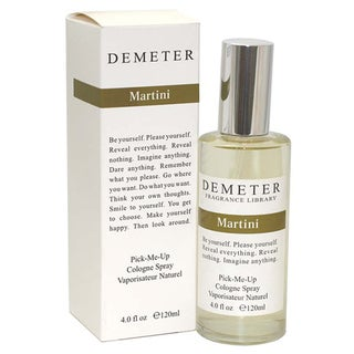 Demeter Martini Women's 4-ounce Pick-me Up Cologne Spray