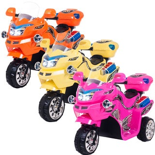 Lil' Rider FX Battery Powered 3-wheel Bike