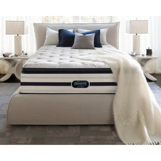 Beautyrest Recharge Lilah Luxury Firm Pillow Top Queen-size Mattress Set