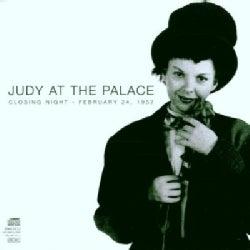 JUDY GARLAND - DUETS/JUDY AT THE PALACE