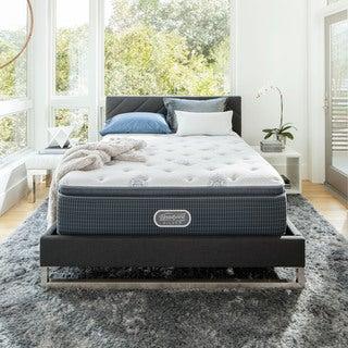 Beautyrest Recharge 'Maddyn' Plush Pillow Top Full-size Mattress Set
