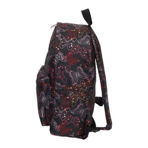 Everest 15-inch Butterfly Pattern Printed Backpack