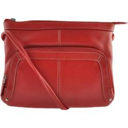 Women's ILI 6909 Shoulder Bag Red