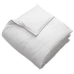Oversized 650 Fill Power American White Down Comforter
