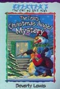 The Crazy Christmas Angel Mystery (Paperback)