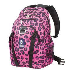 Wildkin Pink Leopard Serious 15-inch Laptop Backpack
