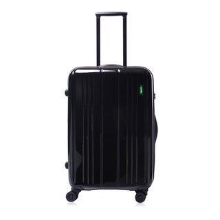 Lojel Superlative Expansive Polycarbonate 30-inch Large Upright Spinner Suitcase