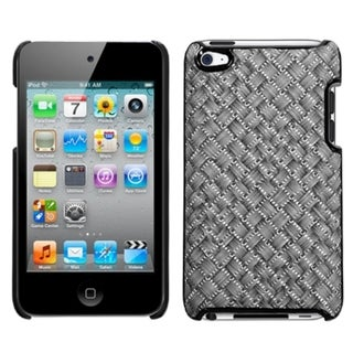 INSTEN Silver Executive iPod Case Cover for Apple iPod Touch 4th Generation