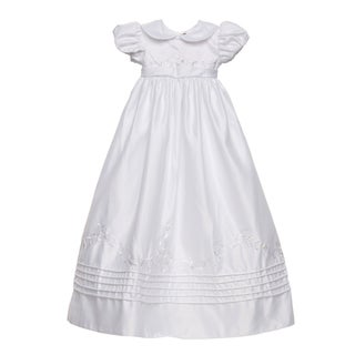 Sweetie Pie Girls Infant Christening Gown