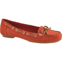 Women's Anne Klein Dewy Red Nubuck