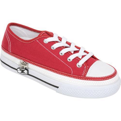 Children's Zipz Cranberry LoTop Red