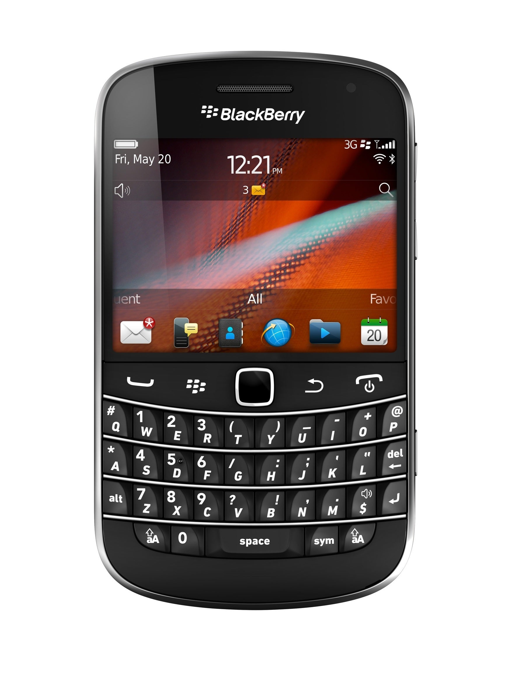 BlackBerry Bold 9900 GSM Unlocked Cell Phone