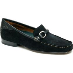 Women's Lady Trask Bluebell Black Suede
