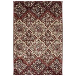 American Rug Craftsmen Dryden Chapel Tundra Rug (9'6 x 12'11)