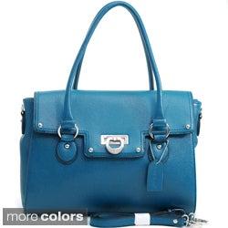 Dasein Women's Briefcase Satchel