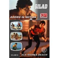 Gilad: Bodies in Motion: Ala Moana Beach (DVD)