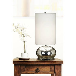 Montrose 1-light Mercury Glass Table Lamp