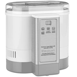 Cuisinart CYM-100 Electronic Automatic Cooling Yogurt Maker