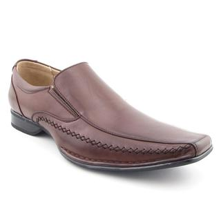 Steve Madden Men's 'Trace' Leather Dress Shoes (Size 10 )