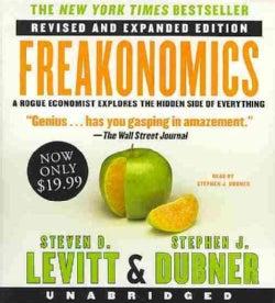 Freakonomics (CD-Audio)