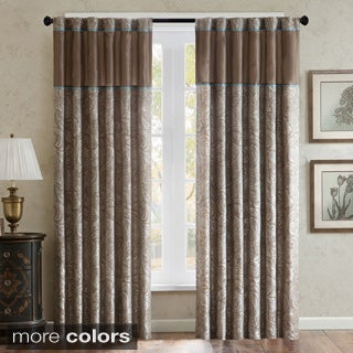 Madison Park Whitman Curtain Panel Pair