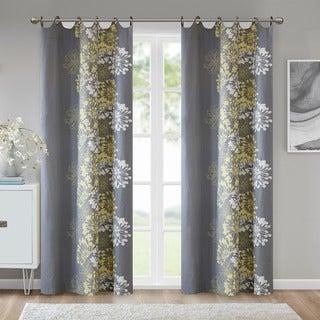 Madison Park Adria Cotton 84-inch Curtain Panel