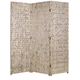 Sterling 3-panel Wood Screen (China)