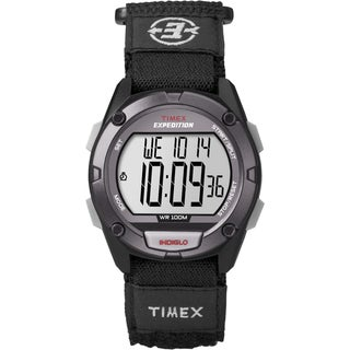 Timex Men's T49949 Expedition Digital CAT Fast Wrap Black Watch