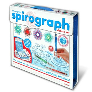 Kahootz Spirograph Deluxe Kit