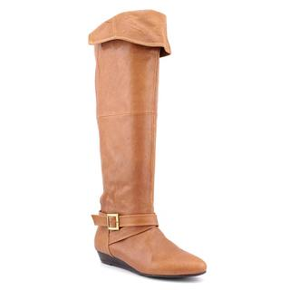 Chinese Laundry Women's 'Tremendous' Leather Boots (Size 7 )