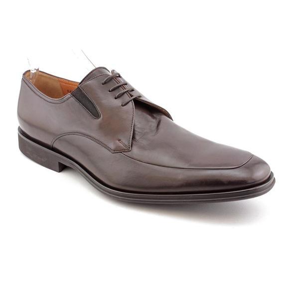 Bruno Magli Men's 'Ranuncolo' Leather Casual Shoes