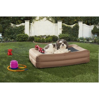 Enchanted Home Pet Outdoor Inflatable Bed