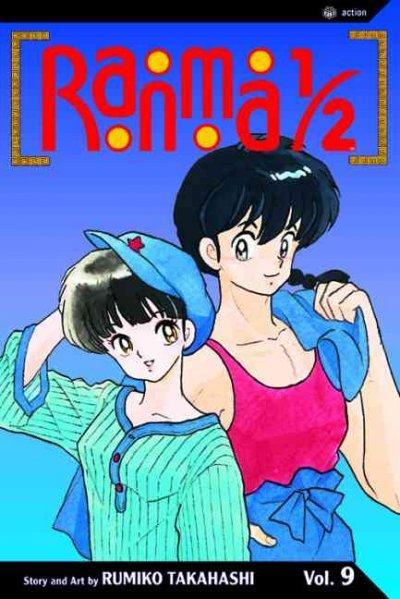 Ranma 1/2 9: Commedia Dell'arte (Paperback)