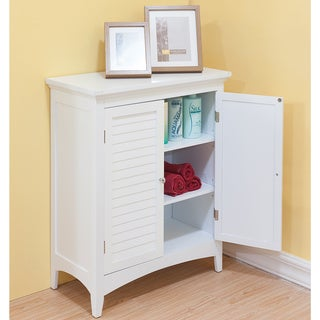 white double door floor cabinet today save 12