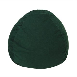 Green Corduroy Cover Bean Bag