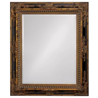 Moroccan Wood Frame Mirror
