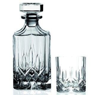 Opera 7-piece Crystal Whiskey Set