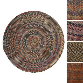 Forester Braided Area Rug (6' x 6')