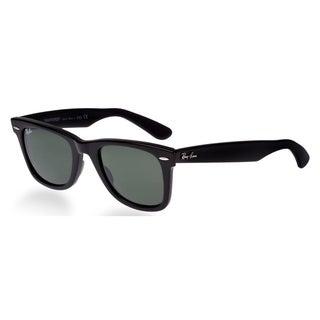 Ray-Ban Men's Original Wayfarer Black Sunglasses