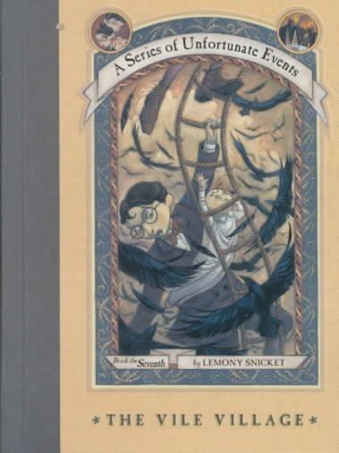 The Vile Village (Hardcover)