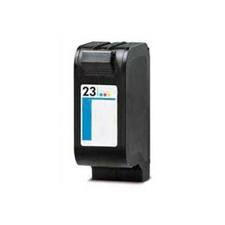HP C1823D (HP 23) Tri-Color Compatible Ink Cartridge