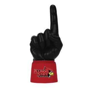 Collegiate Licensed Logo Ultimate Hand Foam Finger/ White Jersey Sleeve