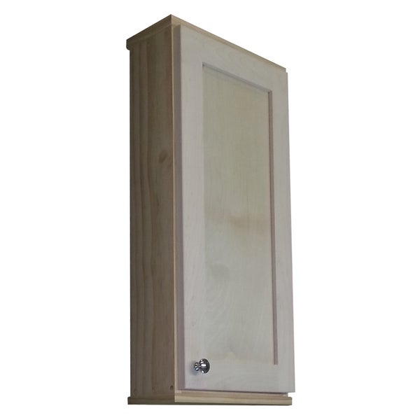 shaker series unfinished wall cabinet overstock shopping