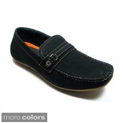 Delli Aldo Men's Casual Slip-on Driving Moccasin Shoes