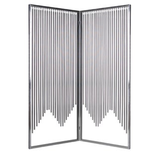 71-inch Ensemble 2-Panel Stainless Steel Screen (China)